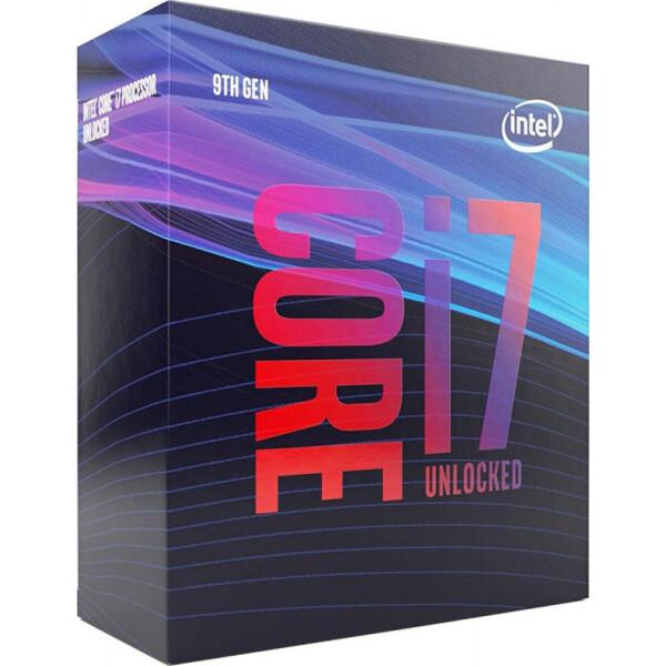 Купить Процессоры, Intel Core i7 9700K 3.6GHz (12MB, Coffee Lake, 95W, S1151) Box (BX80684I79700K) no cooler