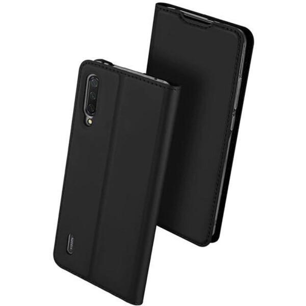 Купить Чехлы для телефонов, Чехол-книжка Dux Ducis с карманом для визиток для Xiaomi Mi A3 (CC9e) (Черный) (749649), Epik