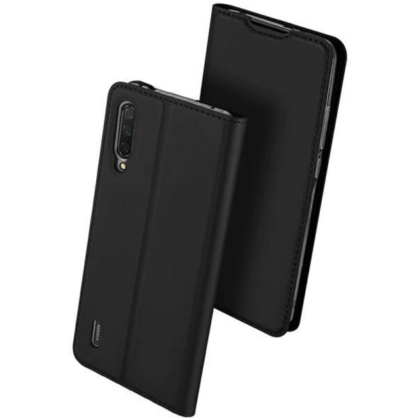 Купить Чехлы для телефонов, Чехол-книжка Dux Ducis с карманом для визиток для Xiaomi Mi CC9 / Mi 9 Lite (Черный) (749655), Epik