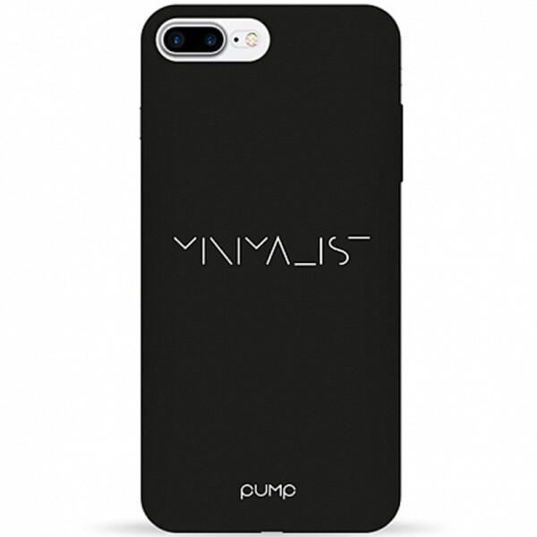Купить Чехлы для телефонов, Чехол Pump Silicone Minimalistic для Apple iPhone 7 plus / 8 plus (5.5) (Minimalist) (748930)
