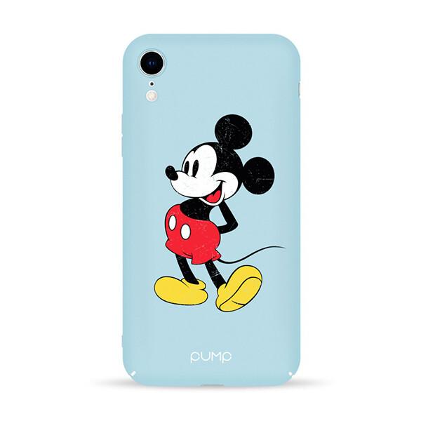 Чехол Pump Tender Touch для Apple iPhone XR (6.1) (Mickey Mouse La Vintage) (700435)