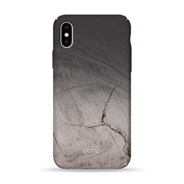 Купить Чехлы для телефонов, Чехол Pump Tender Touch для Apple iPhone X (5.8) / XS (5.8) (Wood Ombre) (687259)