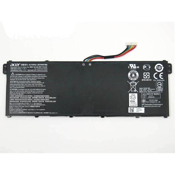 Купить Аккумуляторы для ноутбуков, Acer Aspire ES1-572, R5-571T, R5-571TG, TravelMate B117-M, Aspire Sp513-51 ( 48477 )