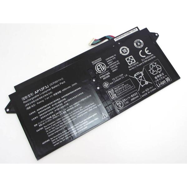 Купить Аккумуляторы для ноутбуков, Acer Aspire S7-391 ( 48450 )