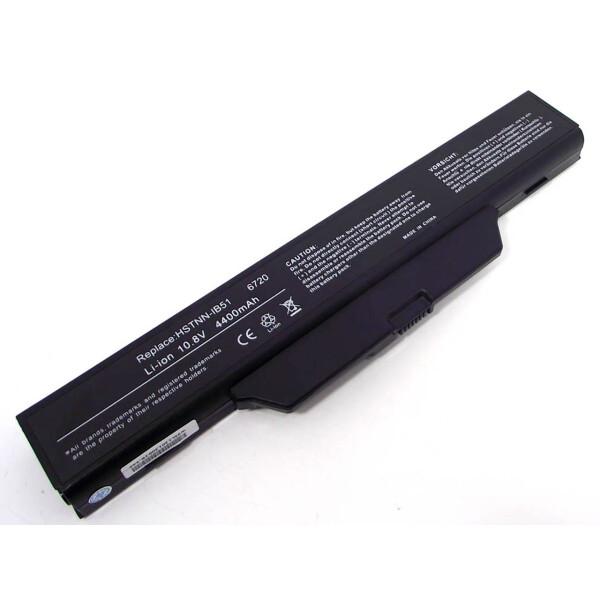 Купить Аккумуляторы для ноутбуков, HP Compaq 6730b (HSTNN-IB52) ( 57941 )