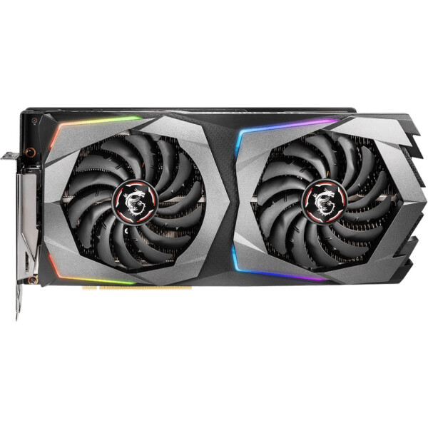 MSI GeForce GTX 1660 6GB GDDR5 Gaming (GeForce GTX 1660 GAMING 6G)