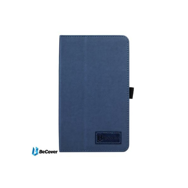 Чехол для планшета BeCover Slimbook для Bravis NB753 Deep Blue (702611)
