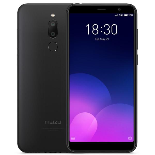 Купить Смартфоны и мобильные телефоны, Meizu M6T 2/16Gb Black