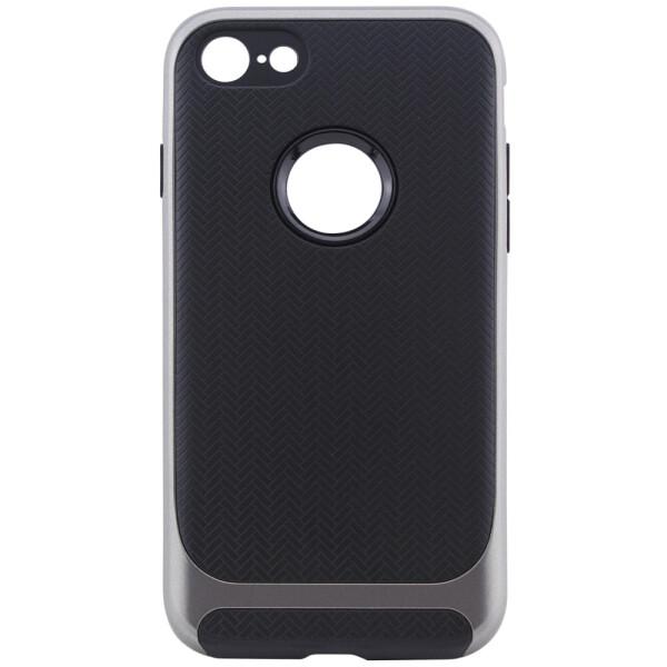 Купить Чехлы для телефонов, TPU+PC чехол Deen Royce Series для Apple iPhone 7 (4.7'') Черный / Серый (77233)