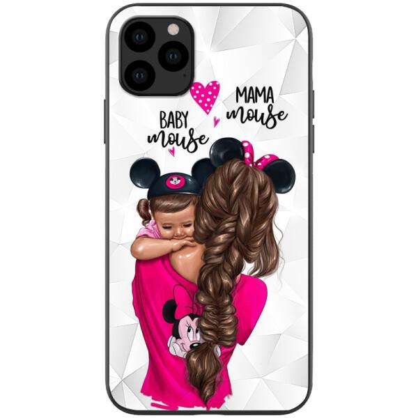 Купить Чехлы для телефонов, TPU+PC чехол Prisma Ladies для Apple iPhone 11 Pro (5.8) Mama mouse (115927), Epik
