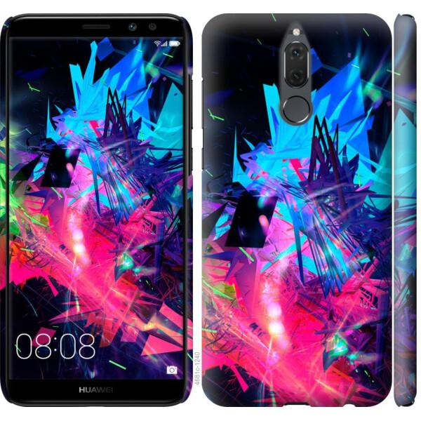 Купить Чехлы для телефонов, Чехол на Huawei Mate 10 Lite Абстрактный чехол (04798), MMC
