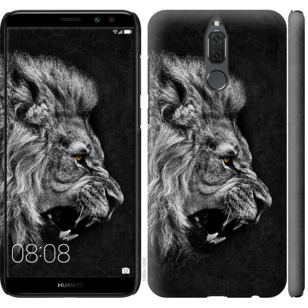 Купить Чехлы для телефонов, Чехол на Huawei Mate 10 Lite Лев (04798), MMC