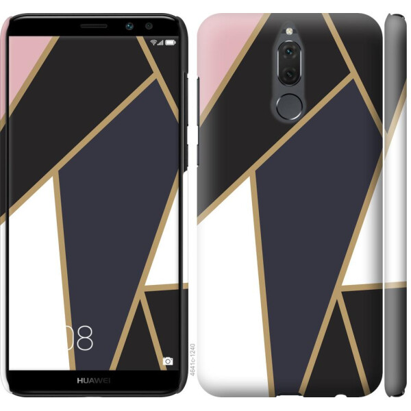 Купить Чехлы для телефонов, Чехол на Huawei Mate 10 Lite Мозаика (04798), MMC