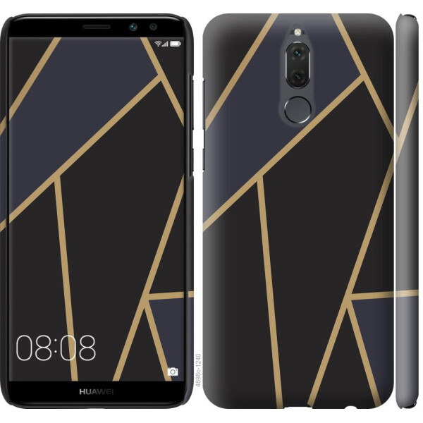 Купить Чехлы для телефонов, Чехол на Huawei Mate 10 Lite Мозаика 2 (04798), MMC