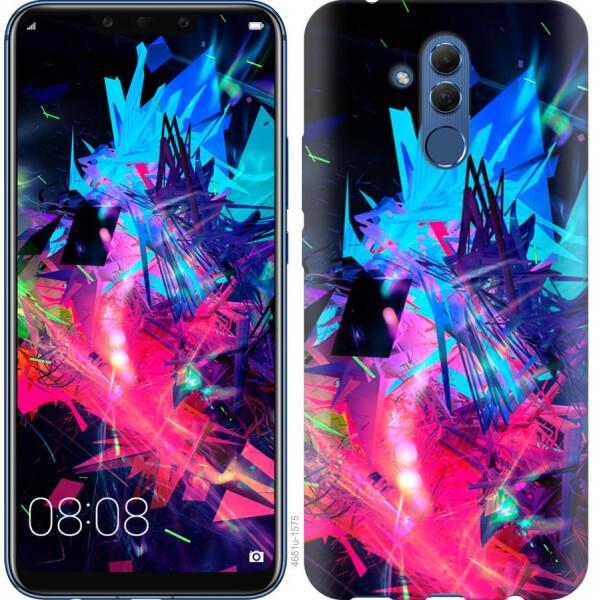 Купить Чехлы для телефонов, Чехол на Huawei Mate 20 Lite Абстрактный чехол (04798), MMC