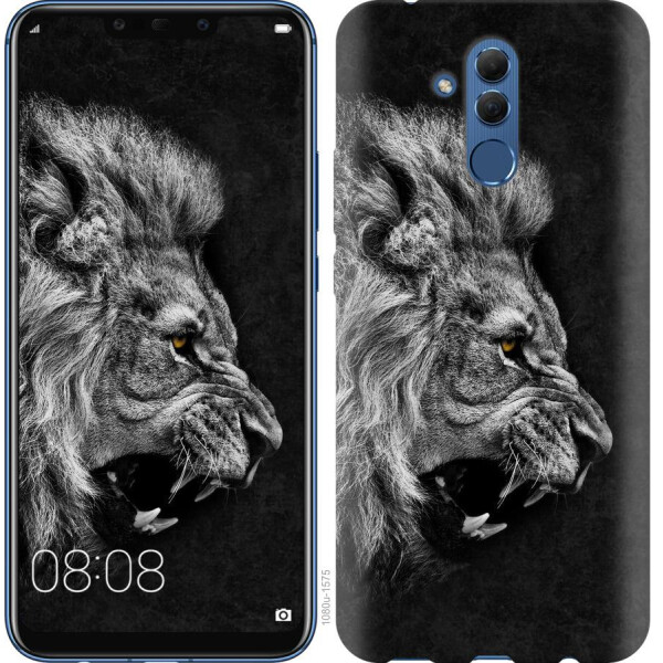 Купить Чехлы для телефонов, Чехол на Huawei Mate 20 Lite Лев (04798), MMC