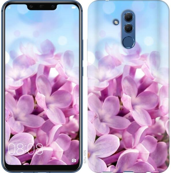 Купить Чехлы для телефонов, Чехол на Huawei Mate 20 Lite Сирень (04798), MMC