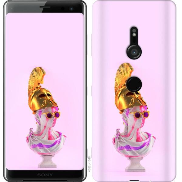 Купить Чехлы для телефонов, Чехол на Sony Xperia XZ3 H9436 Арт (04798), MMC