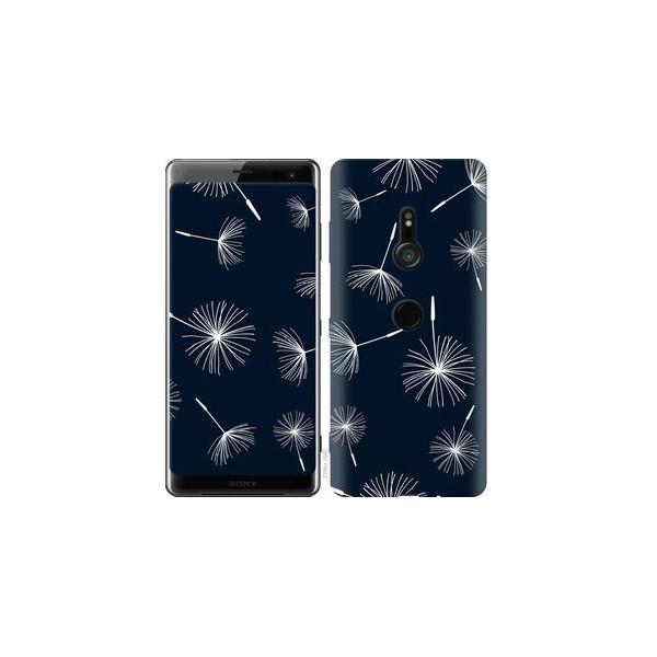 Купить Чехлы для телефонов, Чехол на Sony Xperia XZ3 H9436 одуванчики (04798), MMC