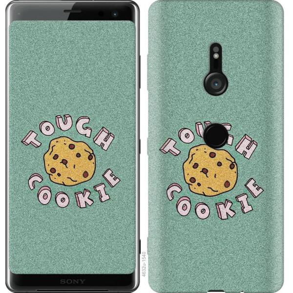 Купить Чехлы для телефонов, Чехол на Sony Xperia XZ3 H9436 Печенька (04798), MMC