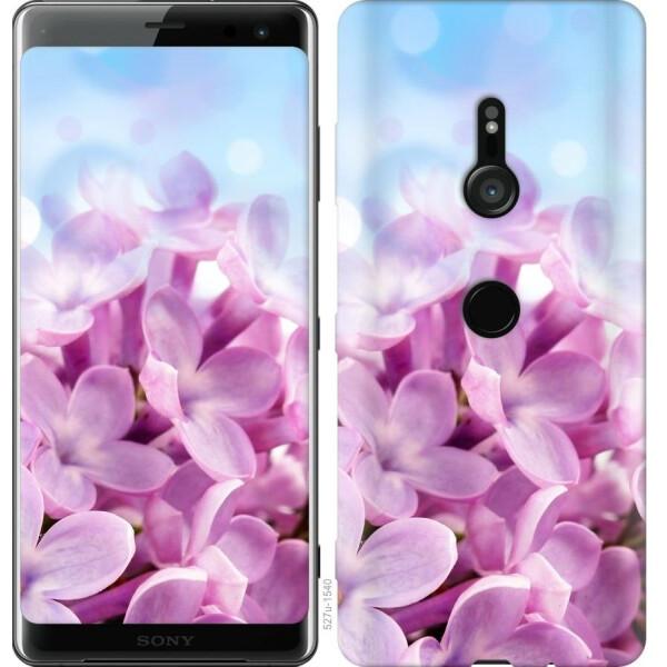 Купить Чехлы для телефонов, Чехол на Sony Xperia XZ3 H9436 Сирень (04798), MMC