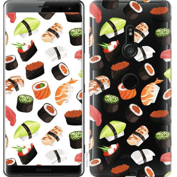 Купить Чехлы для телефонов, Чехол на Sony Xperia XZ3 H9436 Суши (04798), MMC