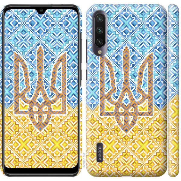 Купить Чехлы для телефонов, Чехол на Xiaomi Mi A3 Герб Украины 2 (04798), MMC