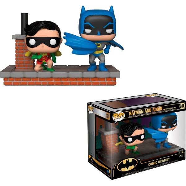 Купить Фигурки игровые, персонажи мультфильмов, Набор фигурок Funko Pop Фанко ПопБэтмен 80-хБэтмен и Робин 1964Batman 80th - 1964 Batman and Robin B BP281