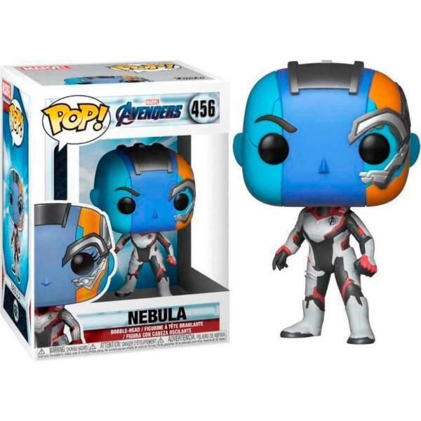 Купить Фигурки игровые, персонажи мультфильмов, Фигурка Funko Pop Avengers Endgame Nebula Мстители Финал Небула GG N 206