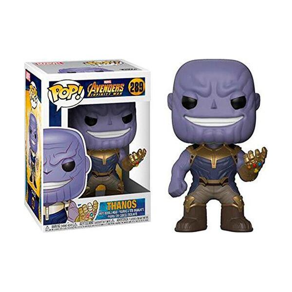 Купить Фигурки игровые, персонажи мультфильмов, Фигурка Funko Pop Фанко ПопТанос Thanos Avengers: Infinity War thanos 289