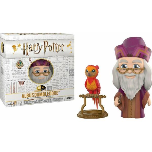 Купить Фигурки игровые, персонажи мультфильмов, Фигурка Funko 5 StarГарри ПоттерАльбус Дамблдор Harry PotterAlbusDumbledore 5 Star 7cм 5 Star HP AD