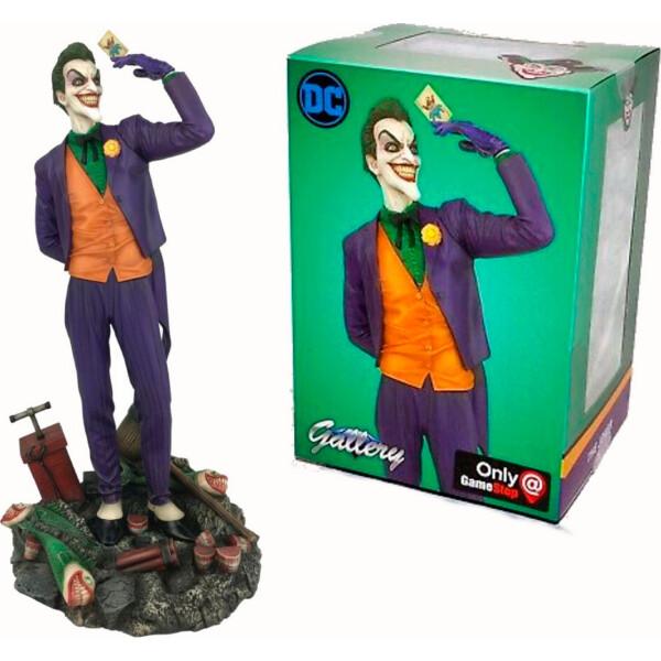 Купить Фигурки игровые, персонажи мультфильмов, Диорама Джокер ДСБэтман Joker Batman DC Gallery25 смstatue J 10.45, GeekLand