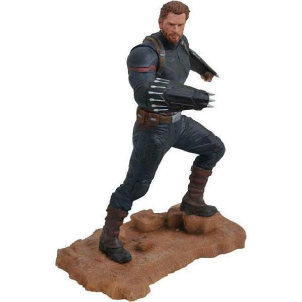 Купить Фигурки игровые, персонажи мультфильмов, Фигурка Marvel Avengers Infinity War Captain America Мстители Война бесконечности Капитан Америка BL CA0503, GeekLand