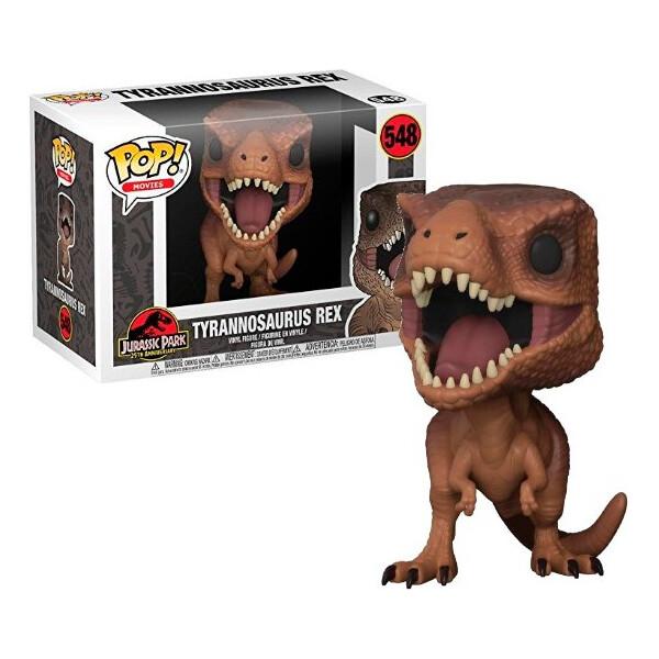 Купить Фигурки игровые, персонажи мультфильмов, Фигурка Funko Pop Фанко Поп Jurassic Park Tyrannosaurus Rex Парк Юрского периода Тиранозавр Рекс JP TR548
