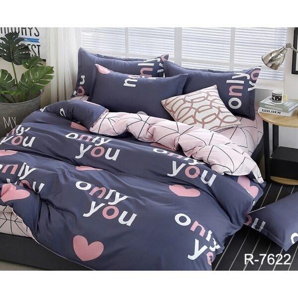 Постельное белье с компаньоном (R7622) TAG tekstil 2-спальный