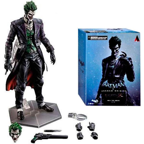 Купить Фигурки игровые, персонажи мультфильмов, Фигурка Джокер Kai Joker Arkham OriginsPlay Arts KaiSquare Enix BATMANJ 60.10, NN