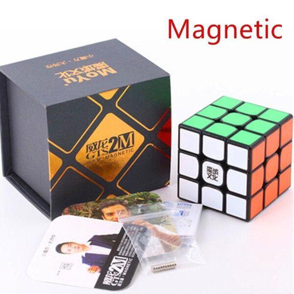 Куб MoYu 3x3x3 Weilong GTS V2 Magnetic Магнитный