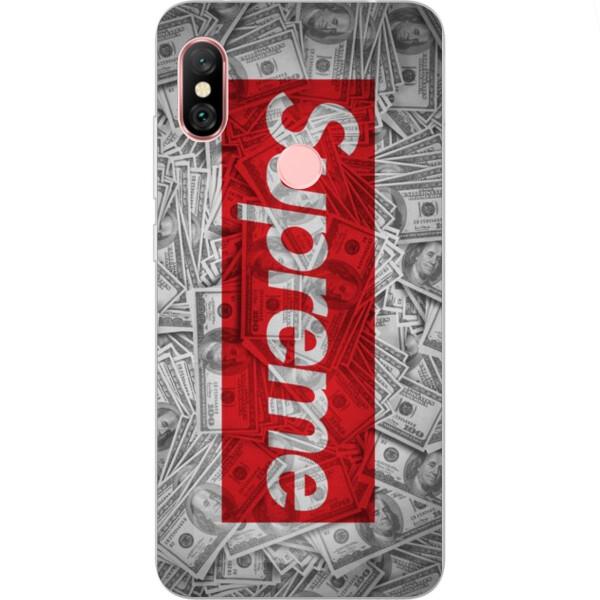 Купить Чехлы для телефонов, Силиконовый чехол Amstel с рисунком для Xiaomi Redmi Note 6 Pro Supreme