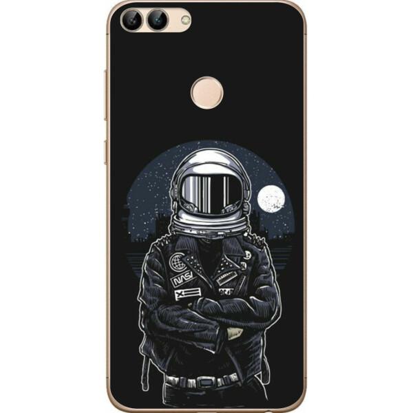 Купить Чехлы для телефонов, Силиконовый чехол Amstel для Huawei P Smart с картинкой Астронавт, NN
