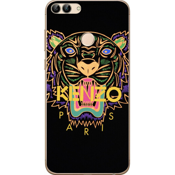 Купить Чехлы для телефонов, Силиконовый чехол Amstel для Huawei P Smart с картинкой Kenzo, NN