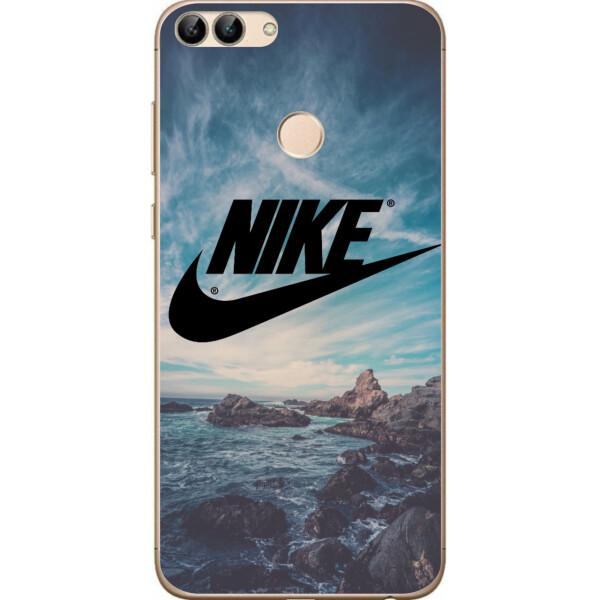 Купить Чехлы для телефонов, Силиконовый чехол Amstel для Huawei P Smart с картинкой Nike, NN