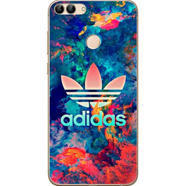 Купить Чехлы для телефонов, Силиконовый чехол Amstel для Huawei P Smart с картинкой Adidas, NN