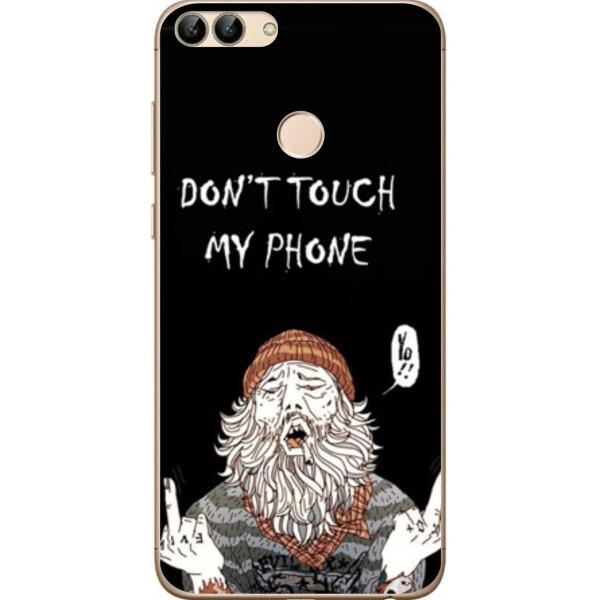 Купить Чехлы для телефонов, Бампер силиконовый чехол Amstel для Huawei P Smart с картинкой Дед, NN