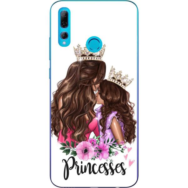 Купить Чехлы для телефонов, Бампер силиконовый чехол Amstel для Huawei P Smart Plus 2019 с картинкой Принцессы