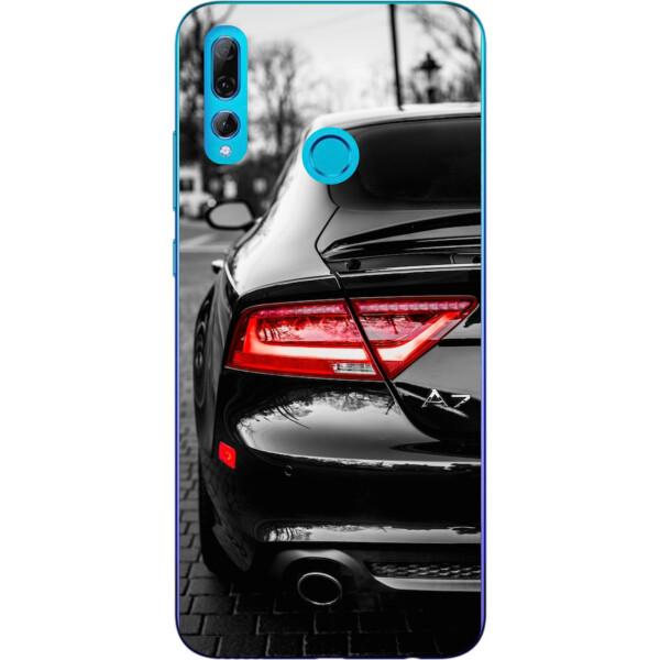 Купить Чехлы для телефонов, Бампер силиконовый чехол Amstel для Huawei P Smart Plus 2019 с картинкой Машина