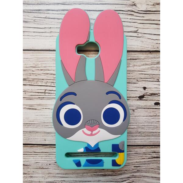 Купить Чехлы для телефонов, Объемный 3D силиконовый чехол Amstel для Huawei Y3 II Заяц Джуди
