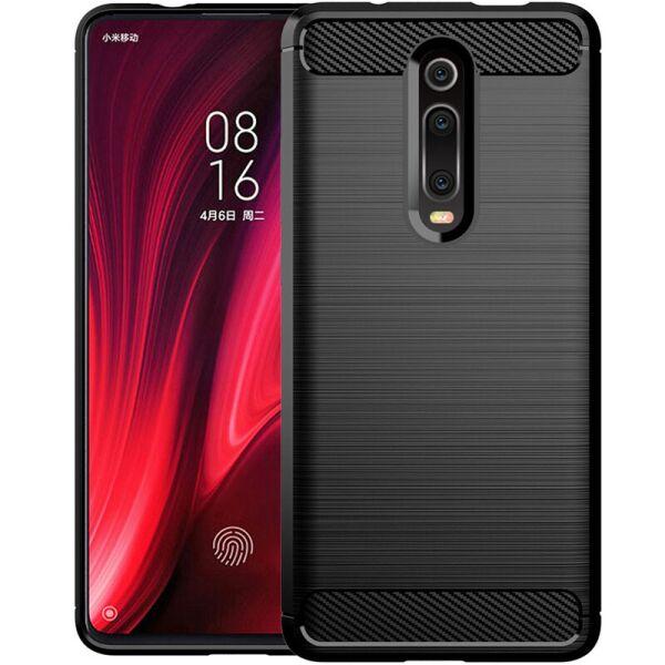 TPU чехол Slim Series для Xiaomi Redmi K20 (Черный) (709140)