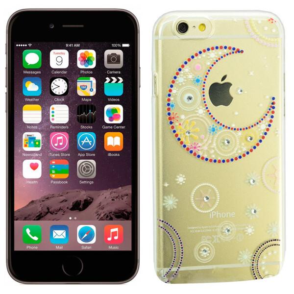 Купить Чехлы для телефонов, Чехол Lucent Diamond Case для iPhone 6 La Luna (6344), U-Like