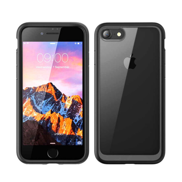 Чехол TOTU Design Soft series для iPhone 6/6s Plus Transparent Grey (24273)