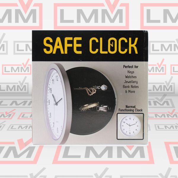 Акция на Часы частенные сейф SAFE CLOCK от Allo UA
